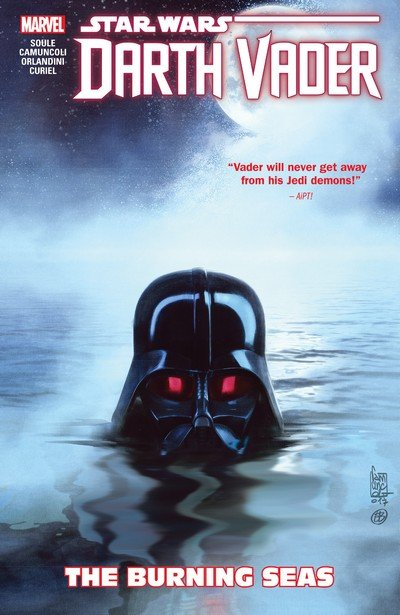 Star Wars – Darth Vader – Dark Lord of the Sith Vol. 3 – The Burning Seas (TPB) (2018)
