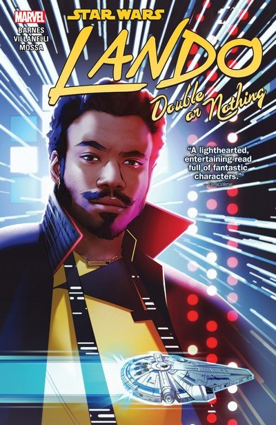 Star Wars – Lando – Double Or Nothing (TPB) (2018)