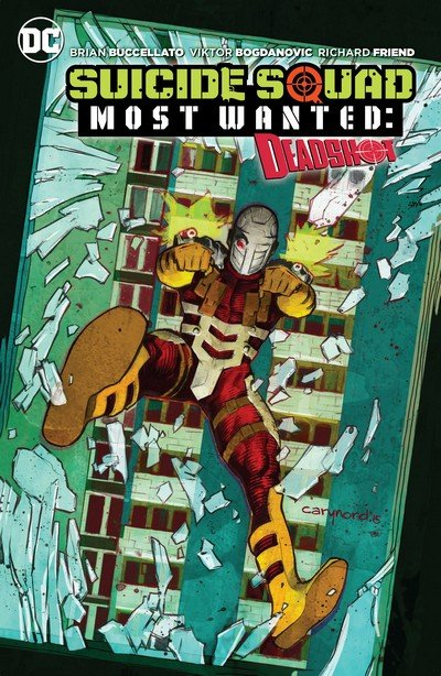Suicide Squad Most Wanted – Deadshot (TPB) (2016)