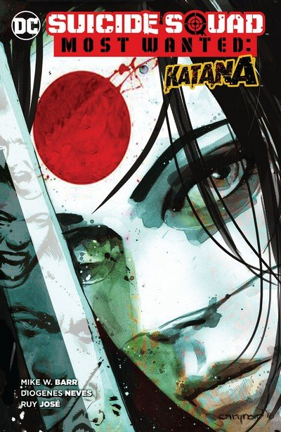 Suicide Squad Most Wanted – Katana (TPB) (2016)