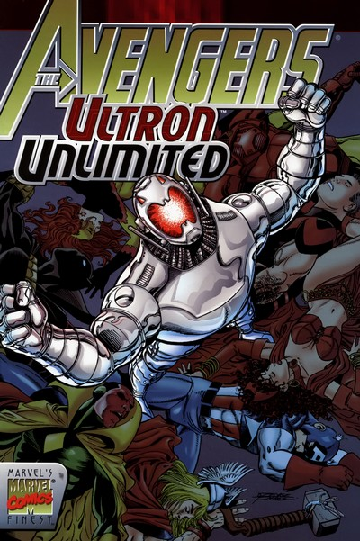 The Avengers – Ultron Unlimited (TPB) (2001)