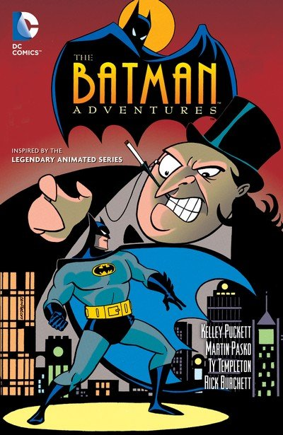The Batman Adventures Vol. 1 – 4 (TPB) (2014-2016)