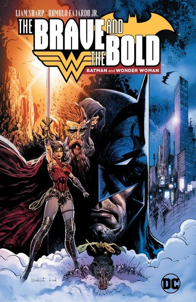 The Brave and the Bold – Batman and Wonder Woman (TPB) (2018)