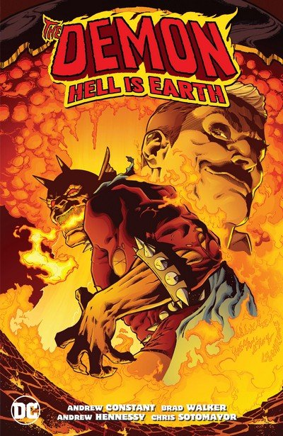The Demon – Hell is Earth (TPB) (2018)