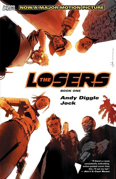 The Losers – Book 1 – 2 (2010)