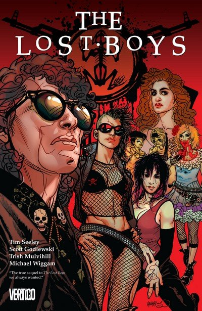 The Lost Boys #1 – 6 + TPB (2016-2017)