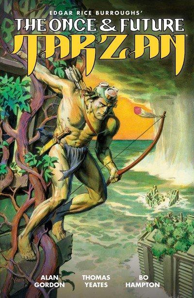 The Once and Future Tarzan (TPB) (2018)