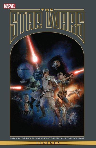 The Star Wars (TPB) (2015) (Marvel Edition)