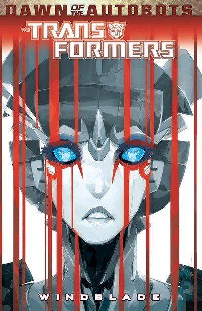 The Transformers – Windblade (TPB) (2014)