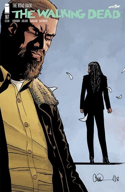The Walking Dead #187 (2019)