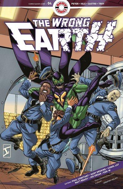 The Wrong Earth #4 (2018)