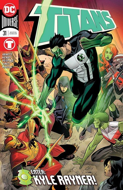 Titans #31 (2018)