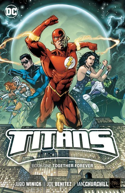 Titans Book 1 – Together Forever (TPB) (2018)