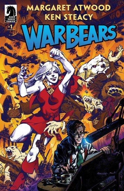 War Bears #1 – 3 (2018)