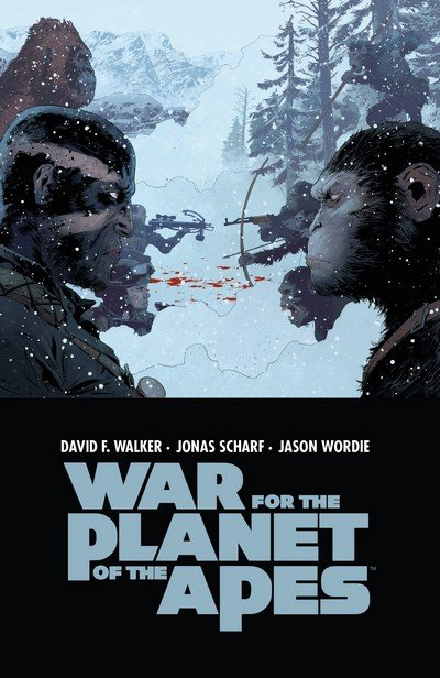 War for the Planet of the Apes (TPB) (2018)
