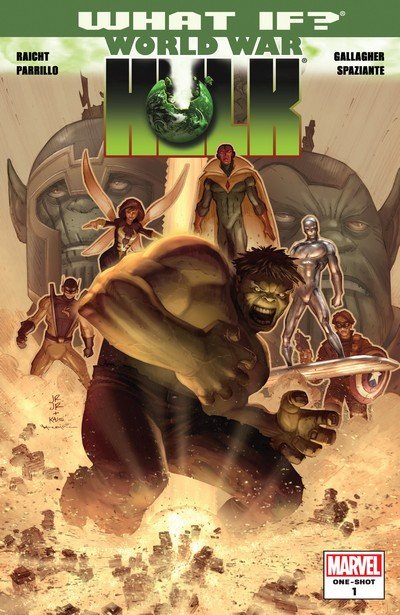 What If – World War Hulk #1 (2010)