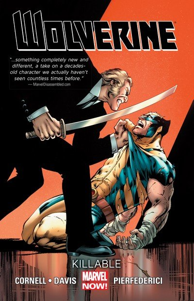 Wolverine Vol. 2 – Killable (TPB) (2014)