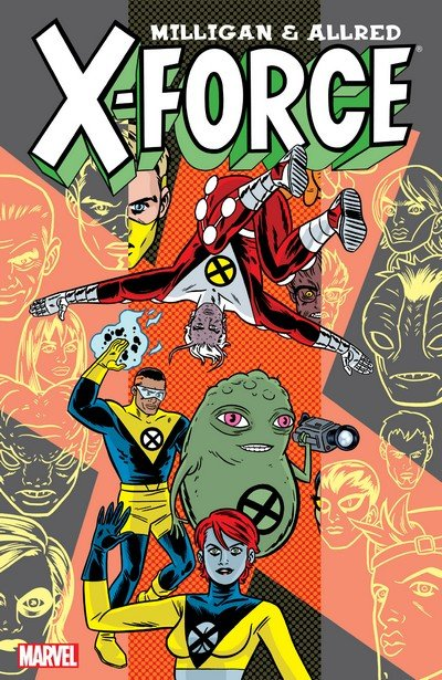 X-Force Vol. 1 – 2 (TPB) (2002-2003)