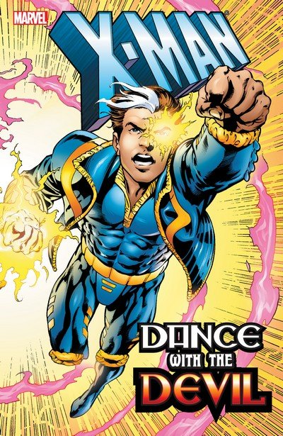 X-Man – Dance With The Devil (TPB) (2013)