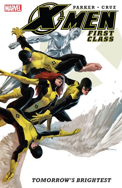 X-Men – First Class – Tomorrow's Brightest (TPB) (2007)