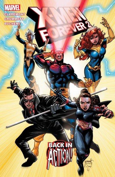 X-Men Forever 2 Vol. 1 – 3 (TPB) (2011)