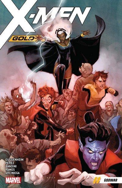 X-Men Gold Vol. 7 – Godwar (TPB) (2018)