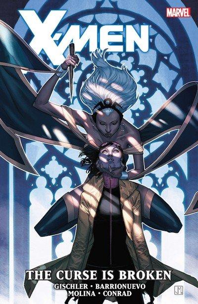 X-Men – The Curse Is Broken TPB) (2014)