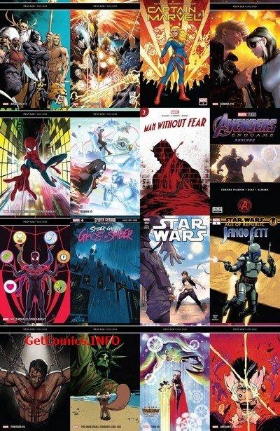 2019.01.09 Marvel Week+
