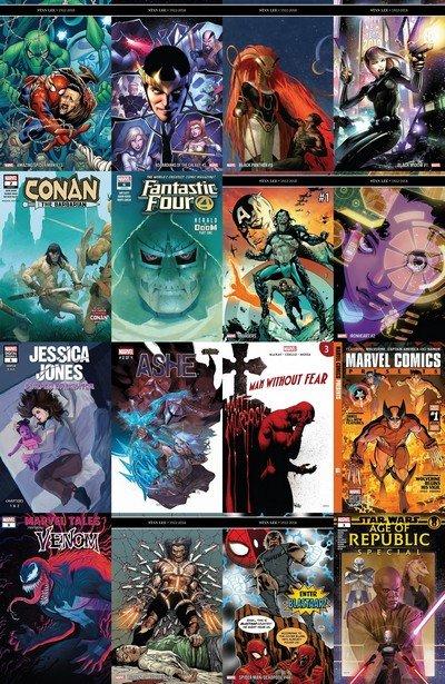 2019.01.16 Marvel Week+