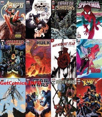 2019.01.23 Marvel Week+