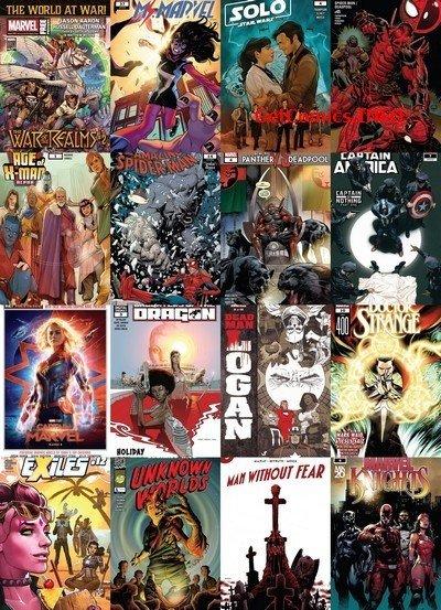 2019.01.30 Marvel Week+