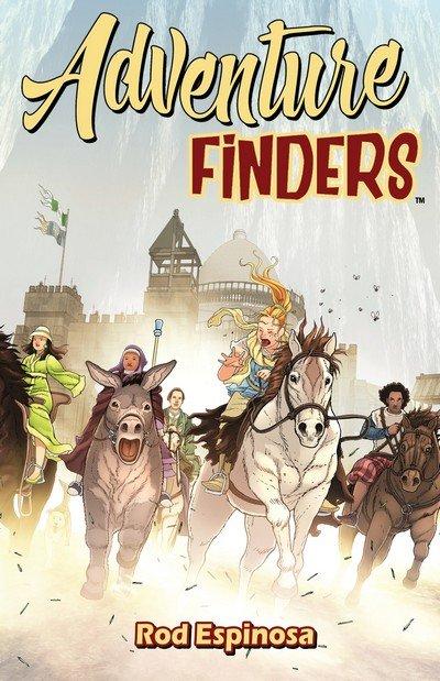 Adventure Finders Vol. 1 (TPB) (2018)