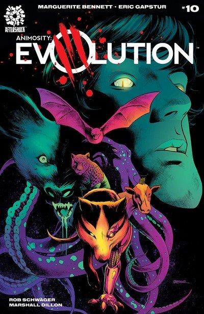 Animosity – Evolution #10 (2019)