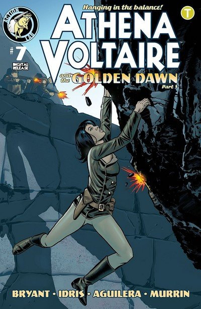 Athena Voltaire #7 (2019)