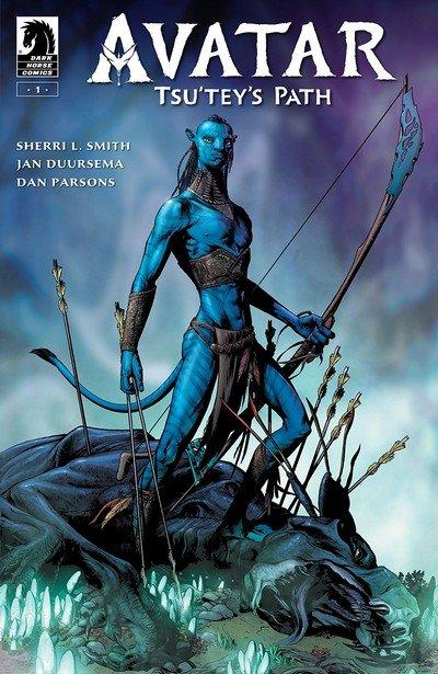 Avatar – Tsu'tey's Path #1 (2019)