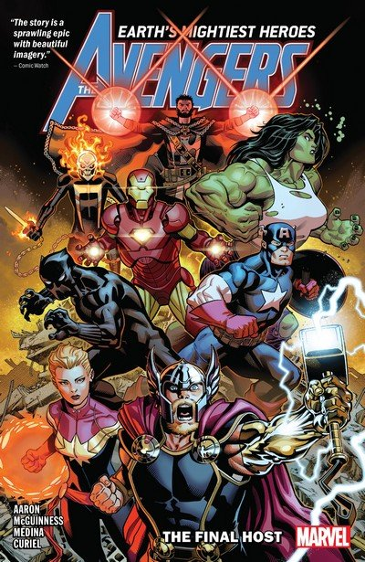 Avengers by Jason Aaron Vol. 1 – The Final Host (TPB) (2018)