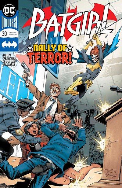 Batgirl #30 (2019)