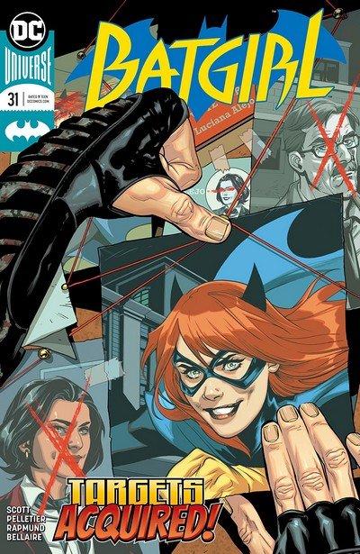 Batgirl #31 (2019)