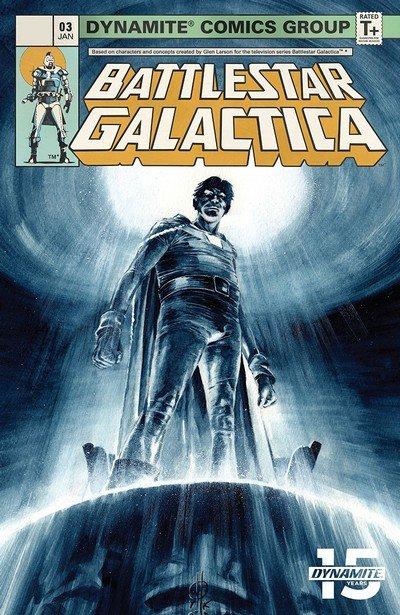 Battlestar Galactica – Classic #3 (2019)
