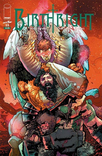 Birthright #35 (2019)