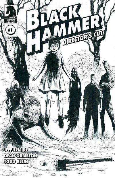 Black Hammer – Director's Cut (2019)