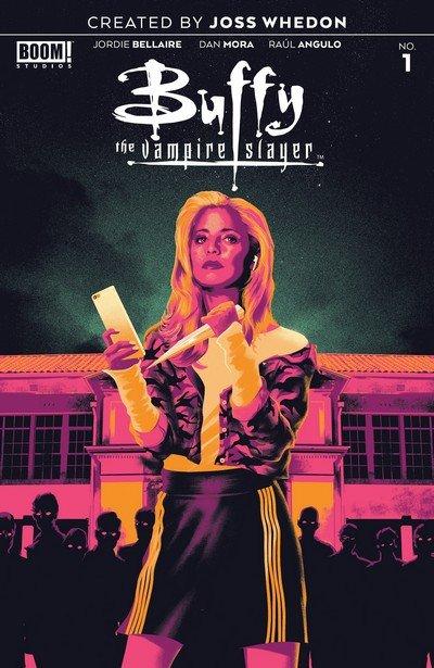 Buffy The Vampire Slayer #1 (2019)