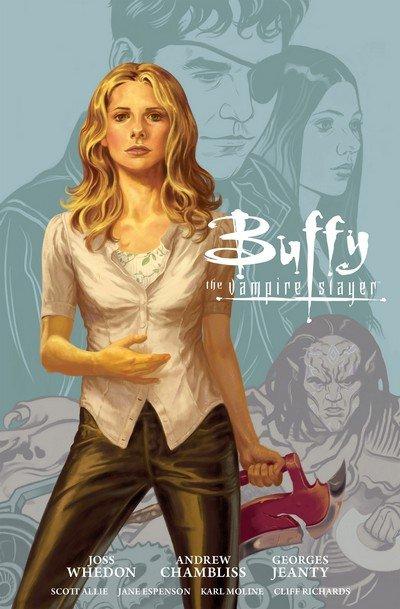 Buffy the Vampire Slayer Season 9 – Library Edition Vol. 1 – 3 (2015)
