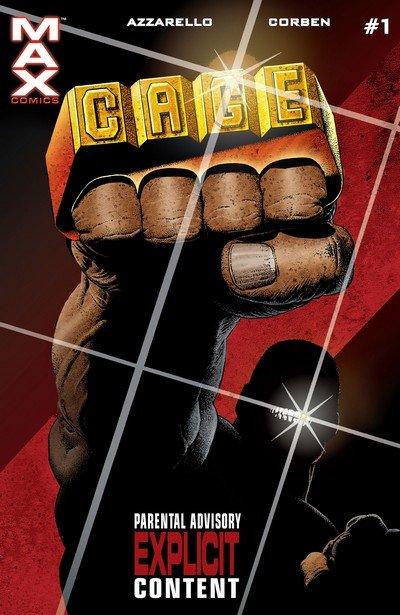 Cage (MAX) #1 – 5 (2002)