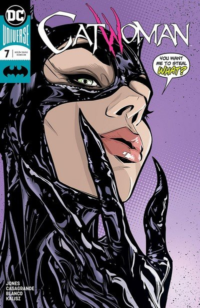 Catwoman #7 (2019)
