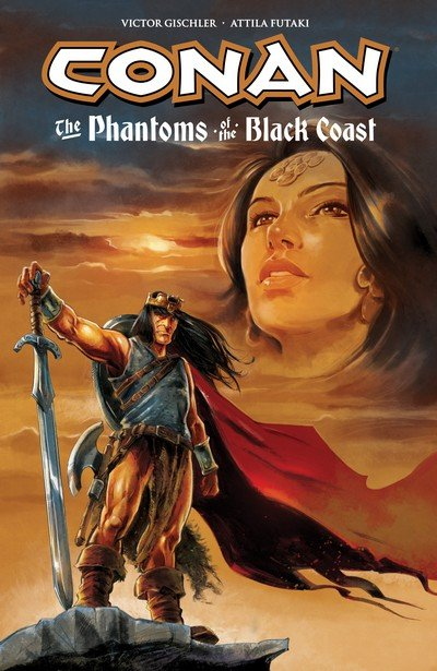 Conan – The Phantoms of the Black Coast (TPB) (2014)