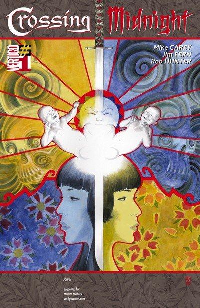 Crossing Midnight #1 – 19 (2007-2008)