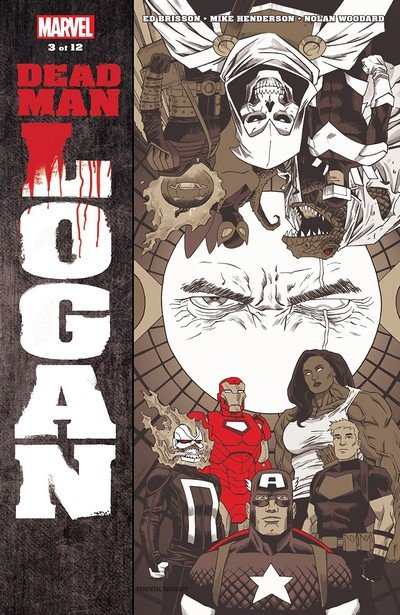 Dead Man Logan #3 (2019)