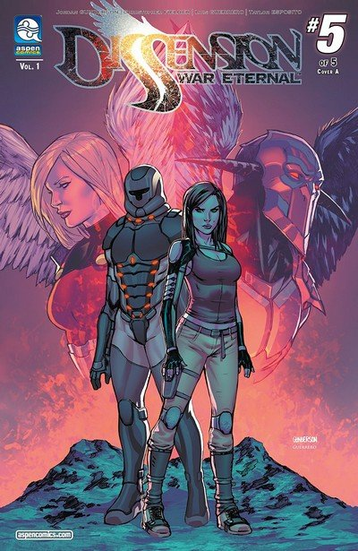 Dissension War Eternal #5 (2019)