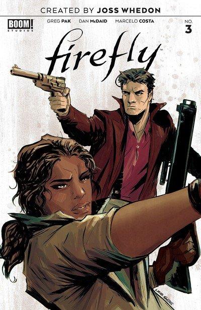 Firefly #3 (2019)